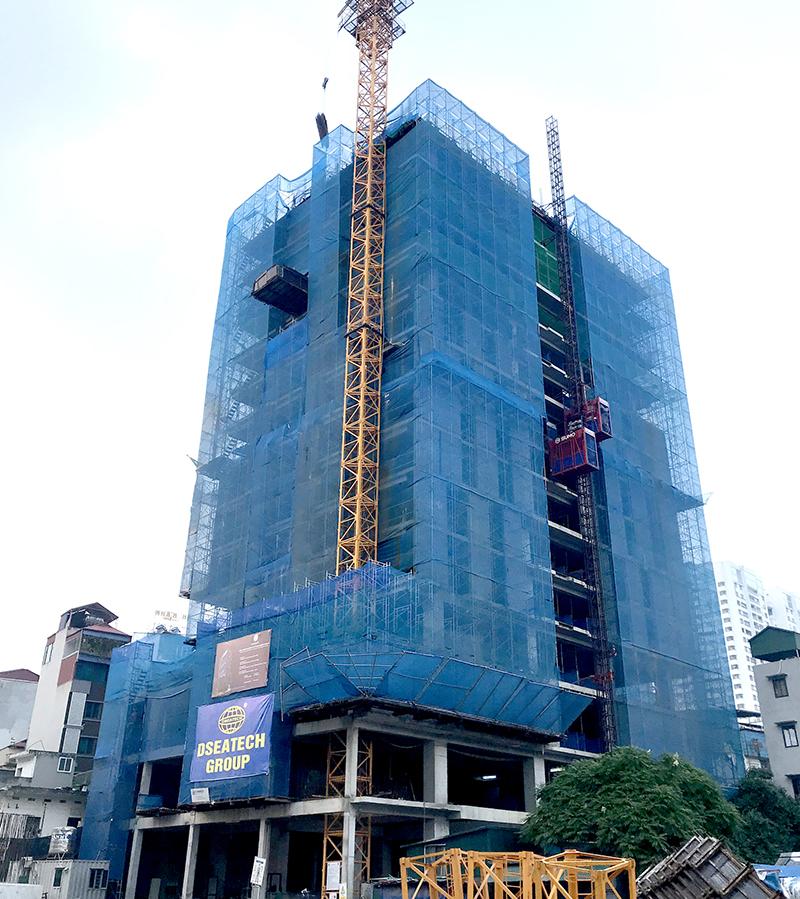 Five Star Trường Chinh: Cập nhật tiến độ dự án tháng 9/2019
