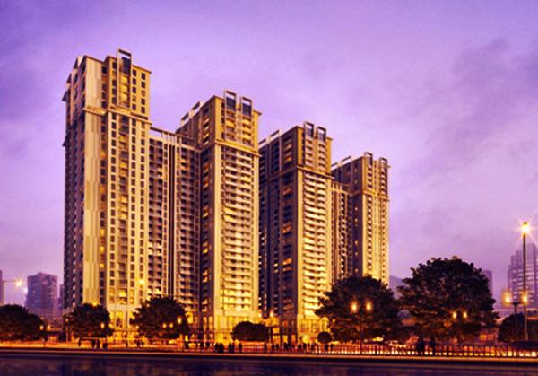 Mặt bằng căn hộ điển hình – Dự án Five Star Kim Giang