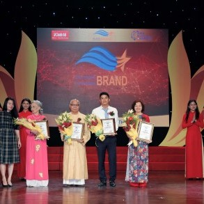 GFS – Top 10 thương hiệu tiêu biểu hội nhập châu Á – Thái Bình Dương