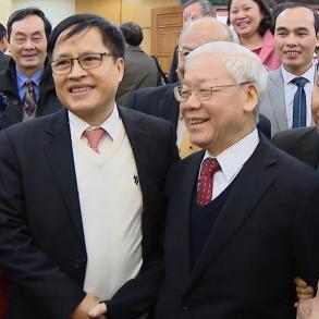 Trò chuyện đầu xuân với Chủ tịch Tập đoàn GFS Phạm Thành Công