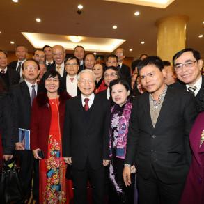 Chủ tịch GFS Phạm Thành Công: 'Làm tất cả vì một Việt Nam hạnh phúc'