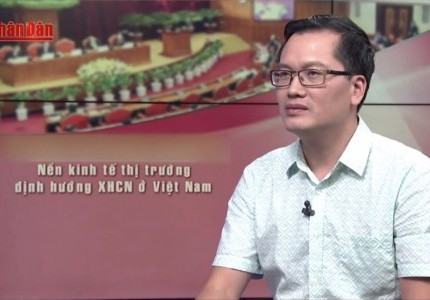 Nền kinh tế thị trường định hướng XHCN ở Việt Nam
