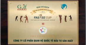Fastee Cup - Hole in One