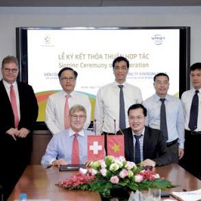 Tập đoàn GFS ký kết hợp tác với hai đối tác là Tập đoàn UmiAsia và Công ty Syntegra Solar – Thụy Sỹ
