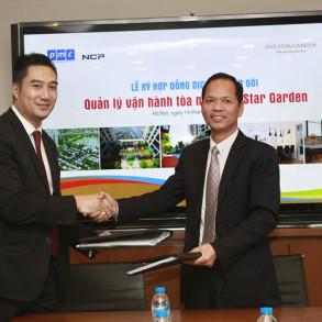 Five Star Kim Giang và PMC ký kết hợp tác quản lý Five Star Garden