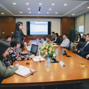Viện Công nghệ GFS bước đầu có kết quả sản xuất thử nghiệm hai dự án nghiên cứu cấp Nhà nước
