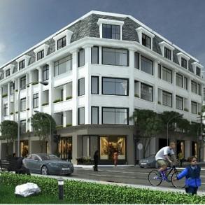 Ra mắt dự án nhà phố Five Star Mỹ Đình
